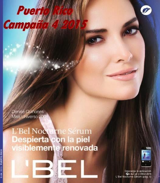 LBel catalogo 4-2015 Puerto Rico
