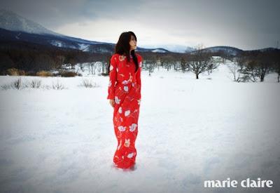 Ha Ji Won Marie Claire February 2016