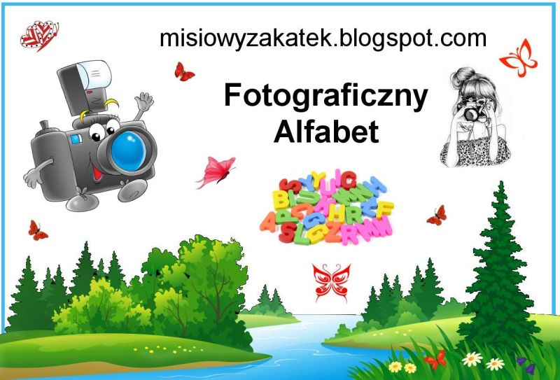 Fotograficzny Alfabet