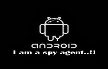 HP Android Khusus Untuk Agen Rahasia
