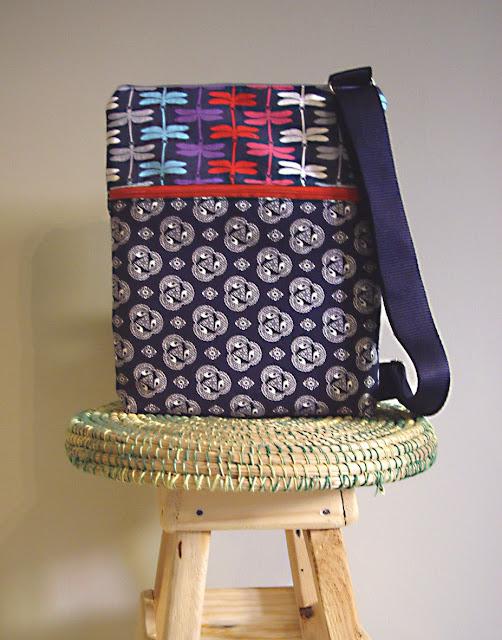 algodon ecologico, bolso basico, mochila