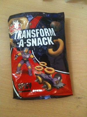 transform a snack