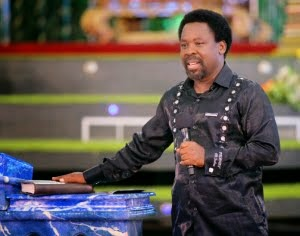 PROPHET T.B JOSHUA: HOW FAITH WORKS