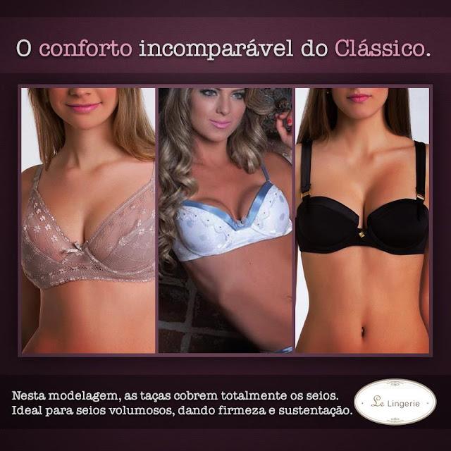 como escolher a lingerie ideal