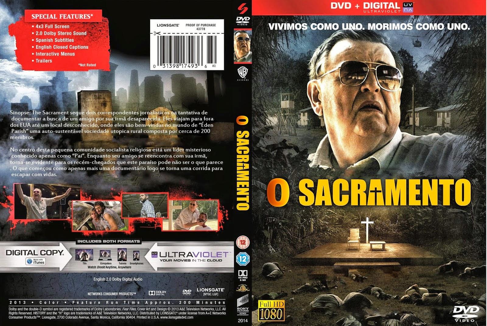 Download O Último Sacramento DVD-R AUTORADO o 2Bsacramento