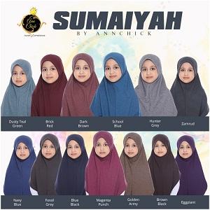 SUMAYYAH SARUNG BUDAK