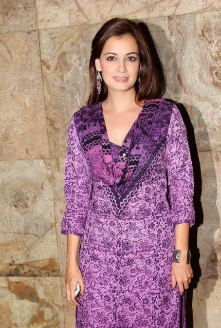 Dia Mirza at 'Queen' Special screening