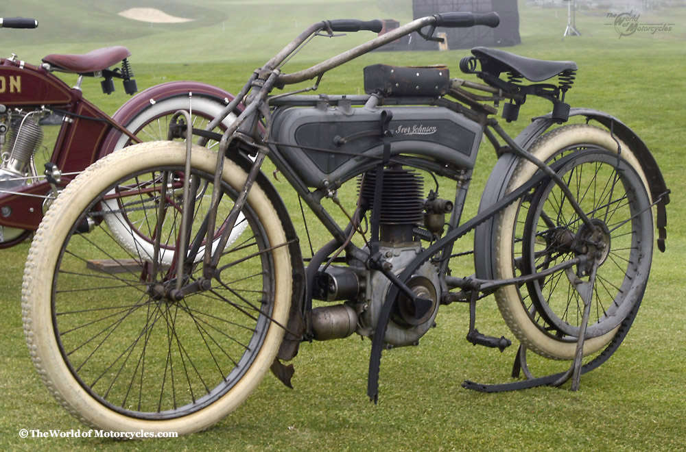 1914 Iver Johnson | Motorcycles | Pinterest