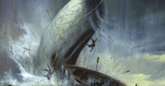 Mundos Infinitos: Resea: Moby Dick - Herman Melville