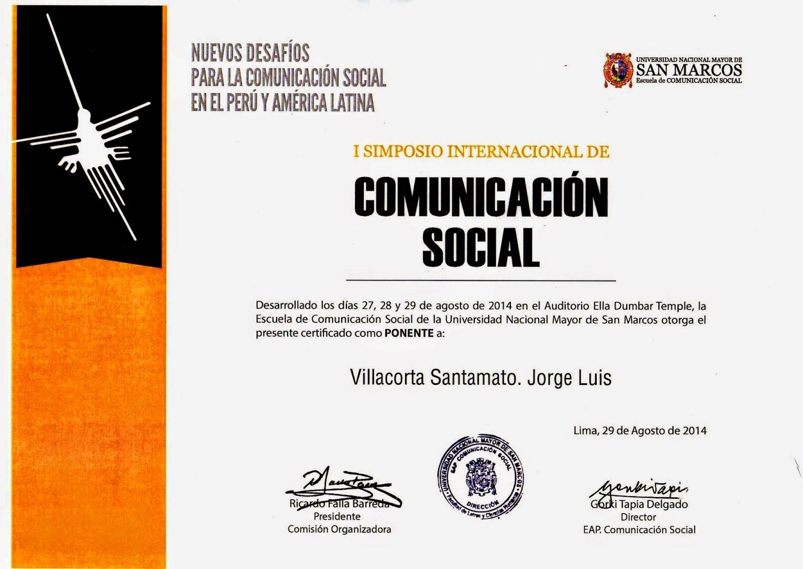 Leonidas Zegarra: Crítica de Cine y Libertad de Expresión / Film Criticism & Freedom of Expression.