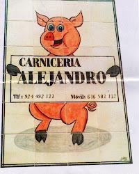 CARNICERIA (ALEJANDRO)