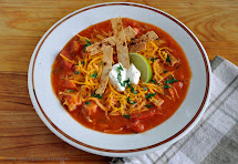Barefoot Contessa Mexican Chicken Soup