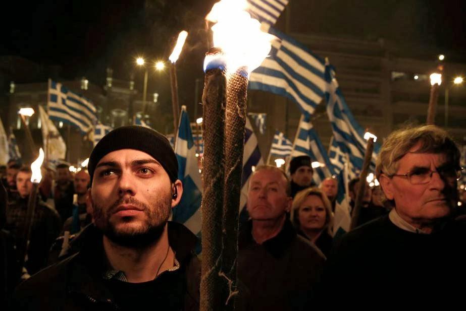Διάκριση για την Ελλάδα μέσω Χρυσής Αυγής