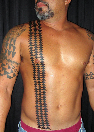 Tribal Art North American Tribal Art hawaiian tattoo art