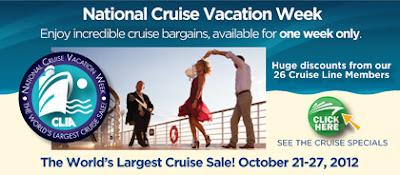 National Cruise Vacation Week