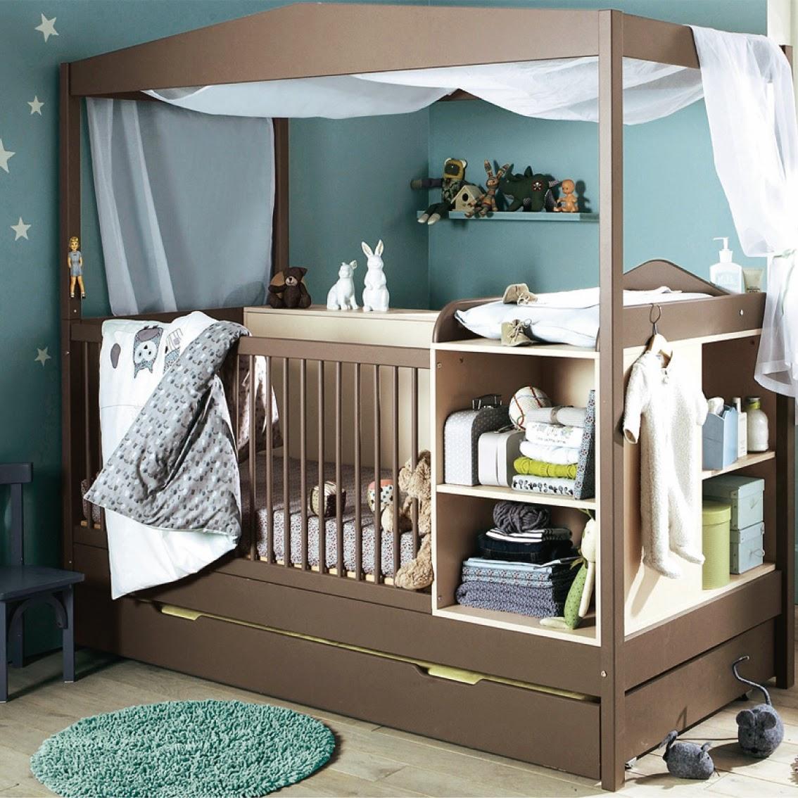 Tips para crear una habitaci n segura para tu reci n - Habitacion recien nacido ...
