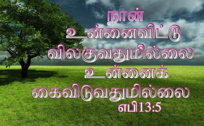 tamil bible words wallpapers - photo #37