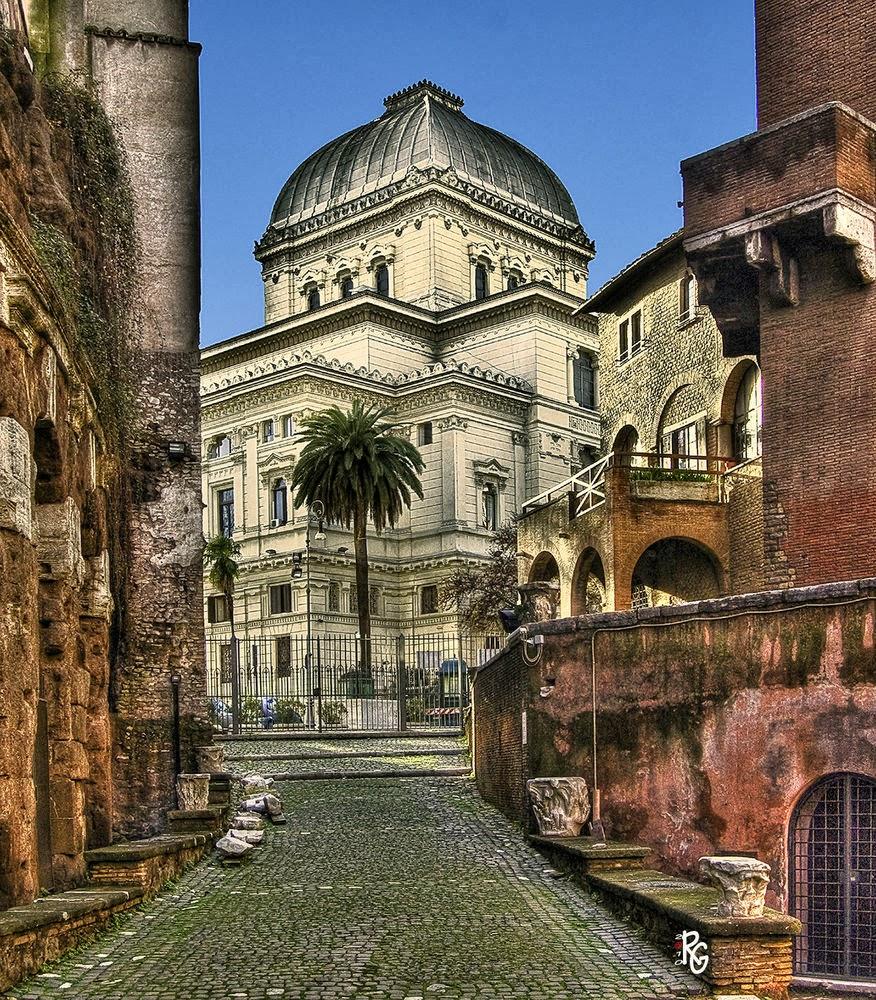 la voce di roma kosher a roma giornata europea della