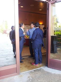 Internet es Tuyo Ismael El- Qudsi y Javier Rodriguez Zapatero