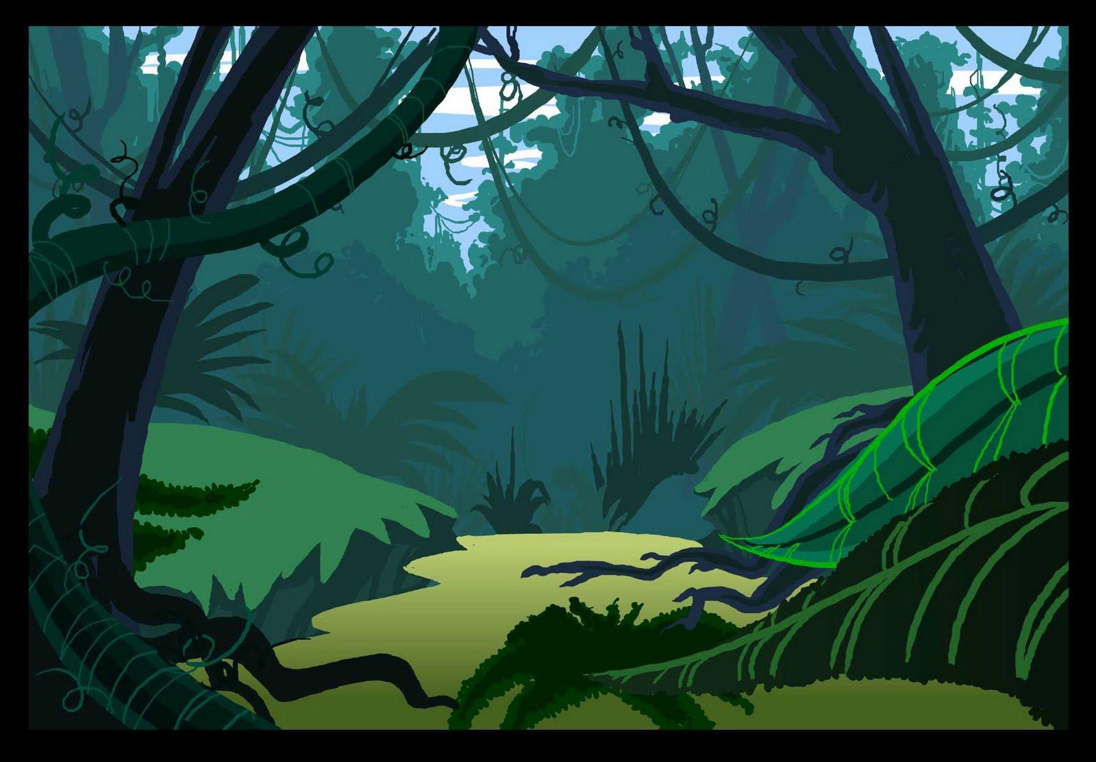Happy Wallpaper Rainforest Background