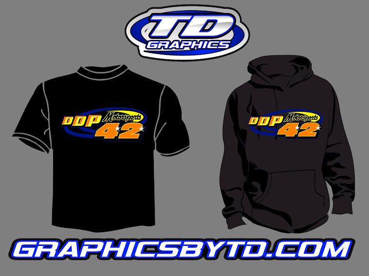 DDP Motorsports Apparel