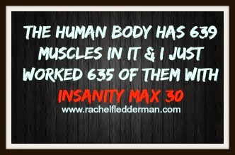 Review on Insanity Max 30
