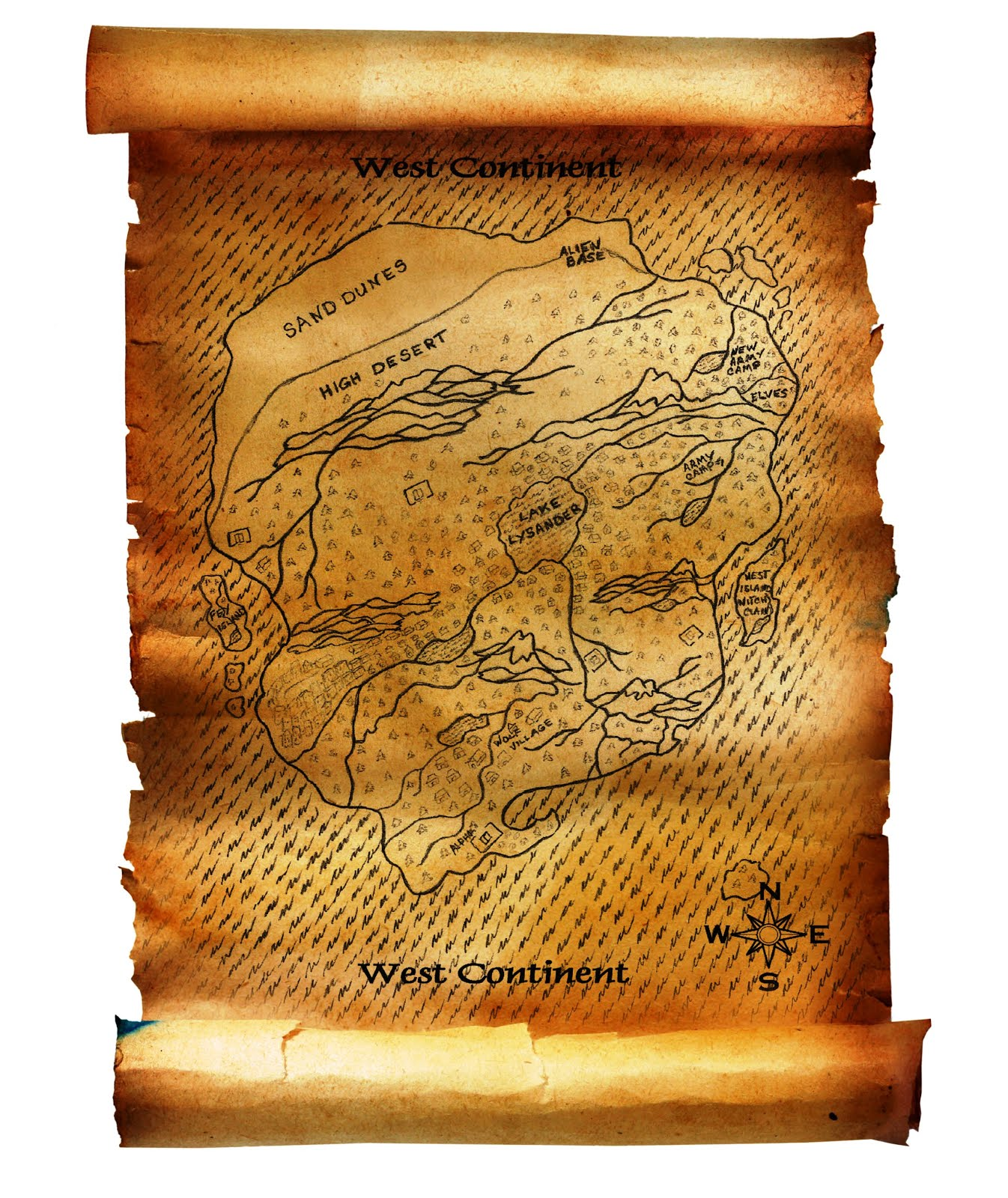 Maps of Htrae