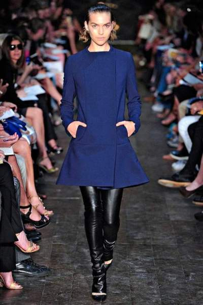 fashionbeautytrends.com - Sportswear style of Victoria Beckham