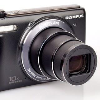 camara digital olympus VR-340