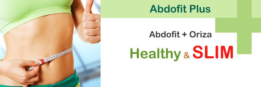 Kombinasi Abdofit + Oryza = Healthy and Slim