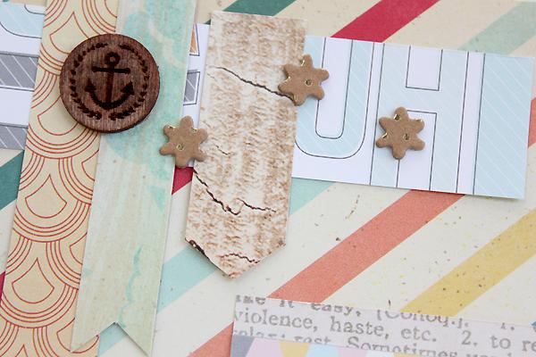 Paper Bakery July Boardwalk Kit Juliana Michaels North Layout
