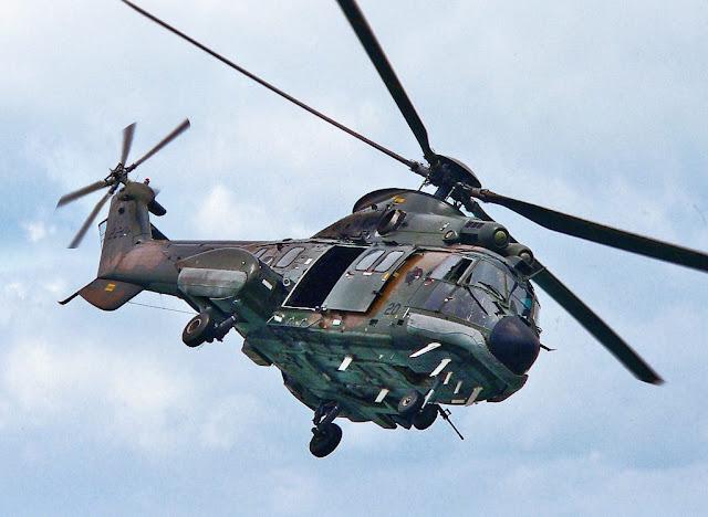 Un helicóptero militar venezolano incursionó en espacio aéreo colombiano, en zona fronteriza de Norte de Santander