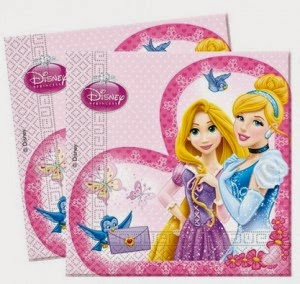Flipkart: Buy Disney Paper Napkins 33x33cm PRINCESS BEAUTY(119) at Rs.82