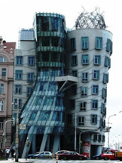 The 'Dancing Building'