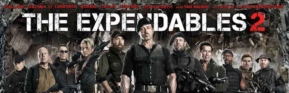 torrent the expendables