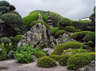 jardin paseo japones