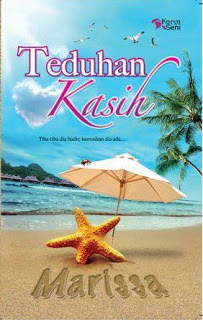 novel teduhan kasih, beli novel teduhan kasih online