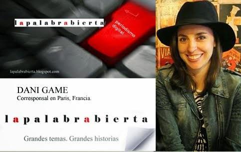 Dani Game Corresponsal internacional