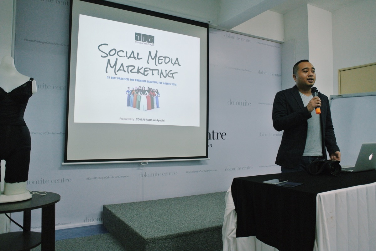 kelas social media top leaders circle
