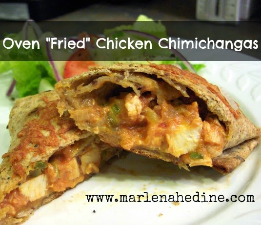 healthy Mexican food, healthy chimichanga, clean mexican food, eat healthy, oven fried