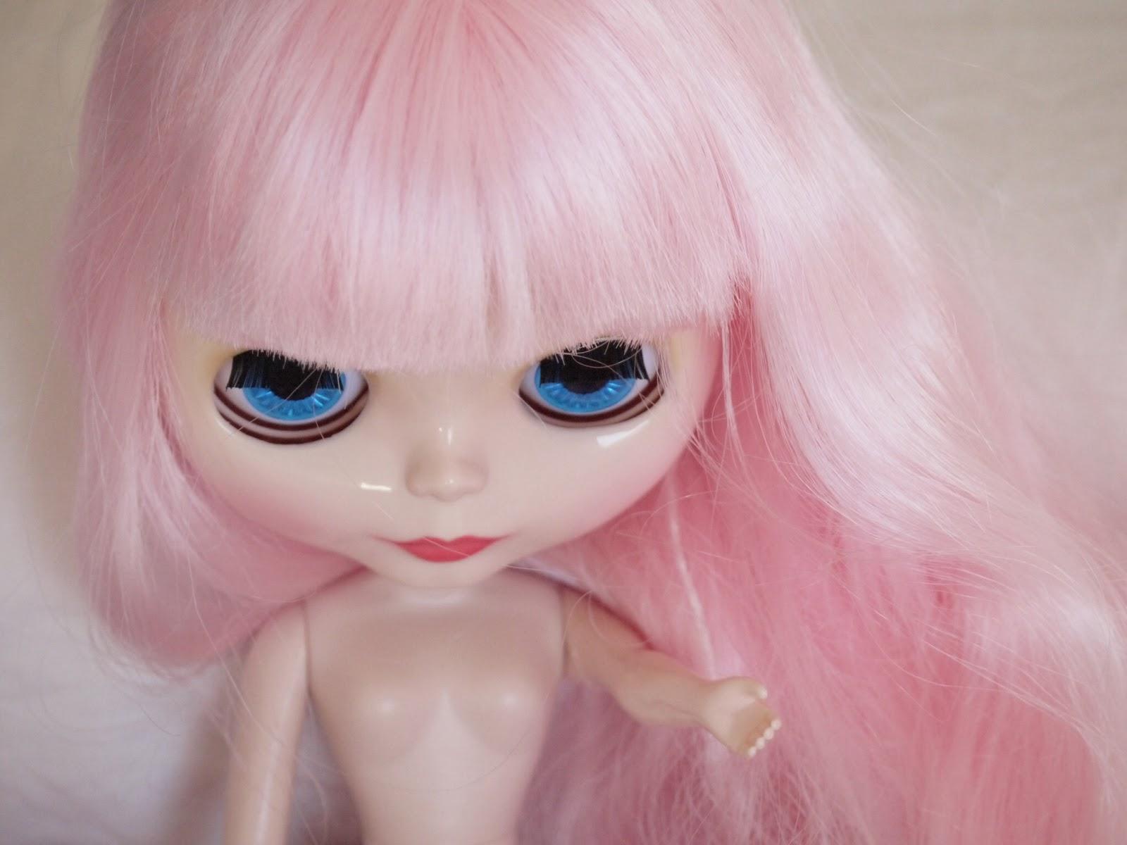 blythe rose pink blythe