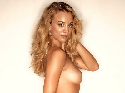 Kaley Cuoco nude for PETA UHQ