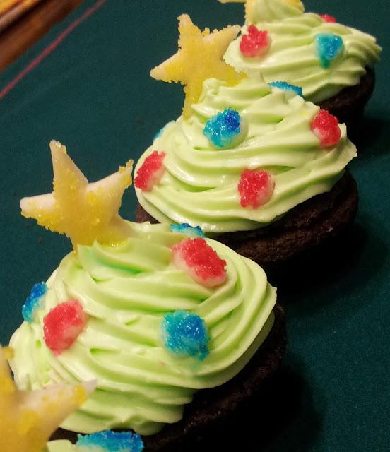 cupcakes-natalizi-al-cioccolato
