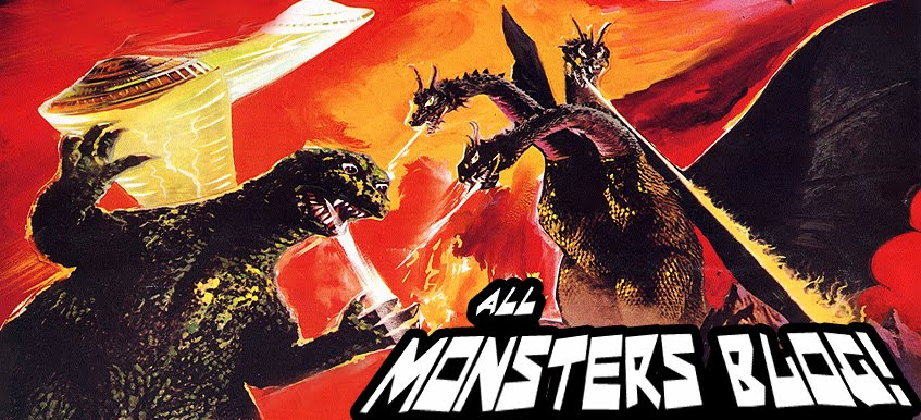 All Monsters Blog!