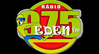 ouvir a Rádio Éden FM 97,5 Lupionópolis PR