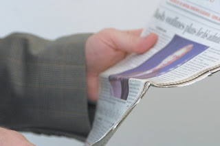A Closer Look at Newspapers   Faith Permeating Life