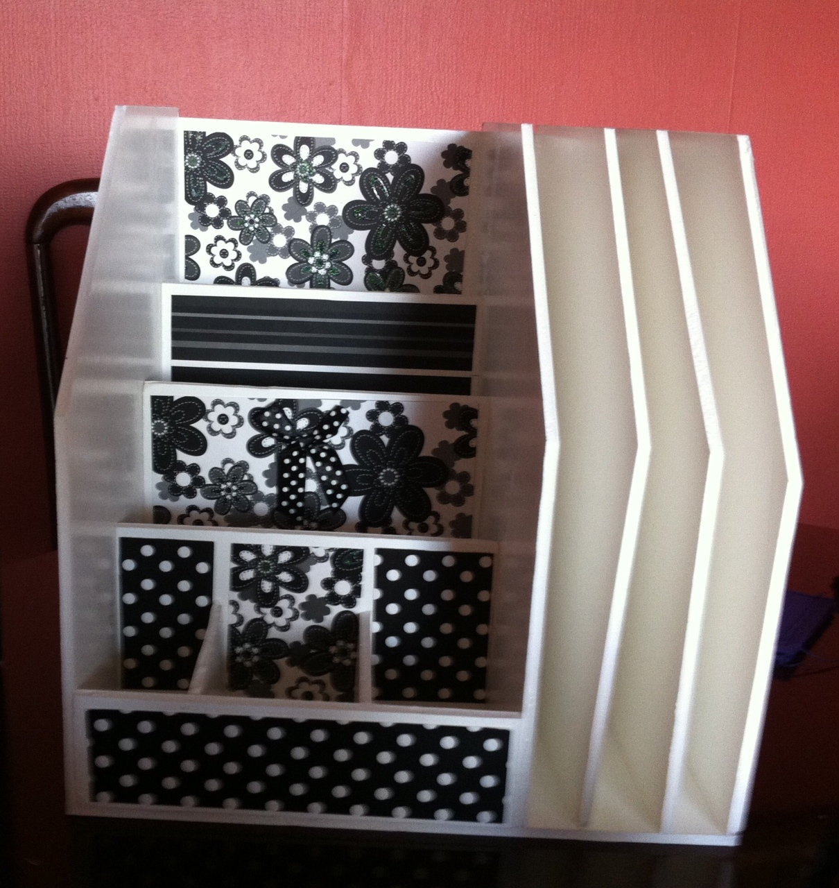 Urbanica 39 s scrap organizador de papeles - Organizador de papeles ...