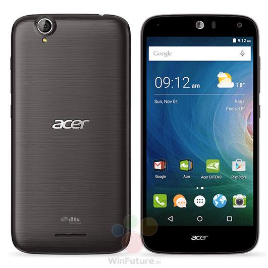 Belum resmi diumumkan, detail Acer Liquid Z630 dan Liquid Z530 beredar