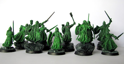 army of the dead lotr wotr