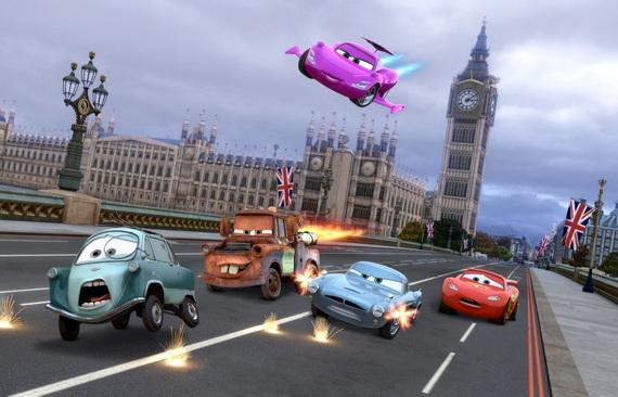 Cars 2, Photograph